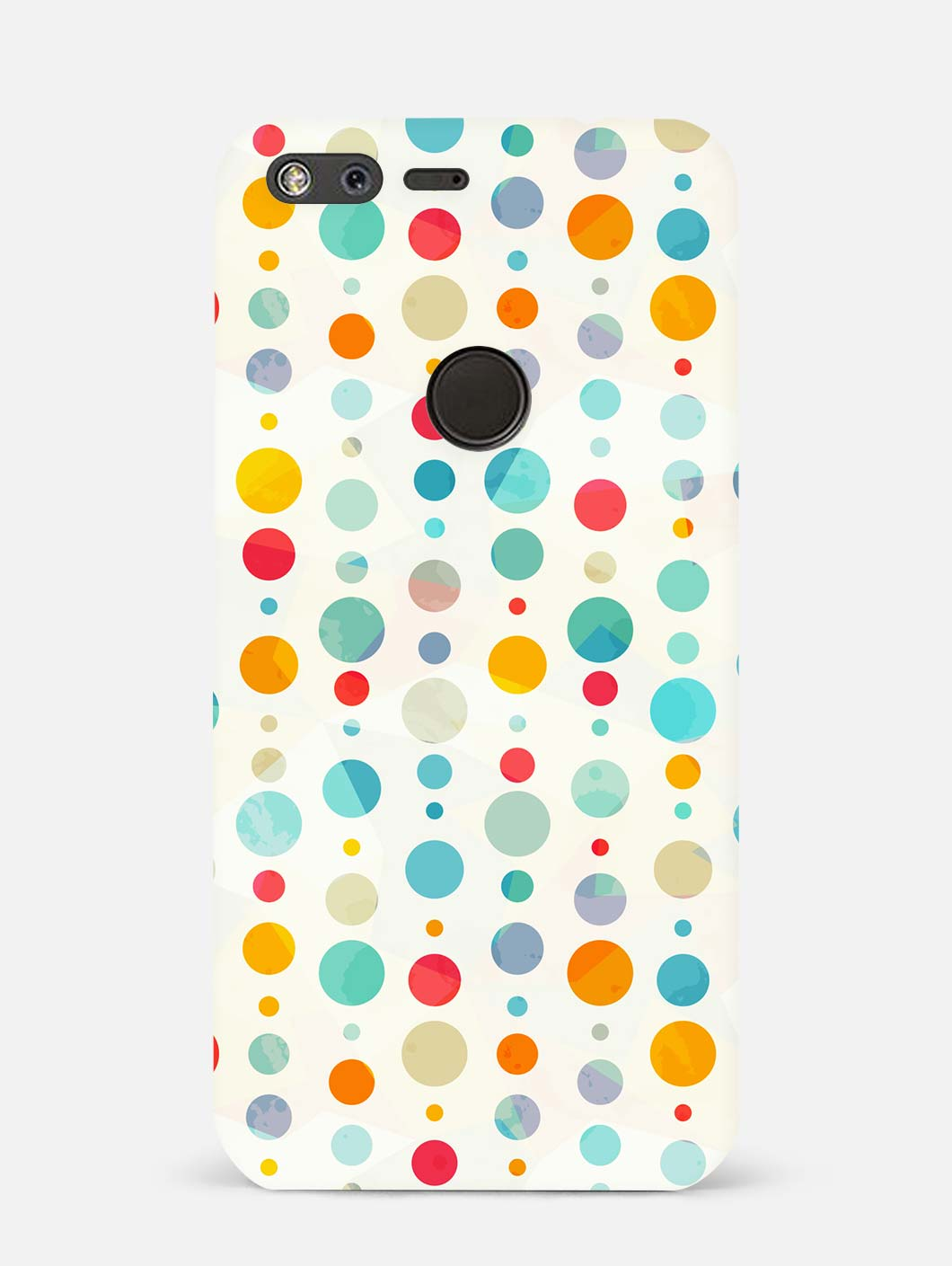 Colorful Dots Google Pixel Mobile Cover